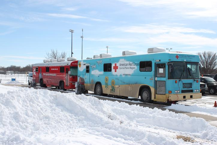 Blood Drive Comes To Northwest