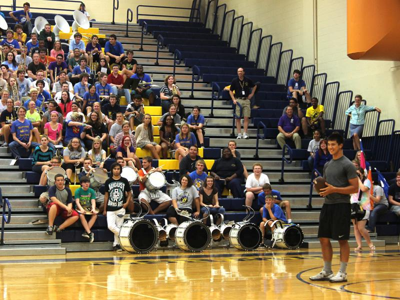 Fall Sports Pep Assembly (gallery)