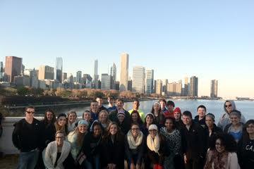 Chicago DECA trip