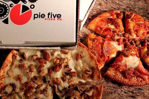 Pie five review