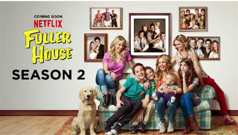 Fuller House brings back the childhood memories