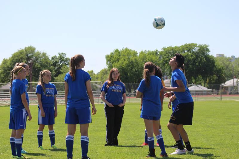 Girls+JV+soccer+vs.+Southeast