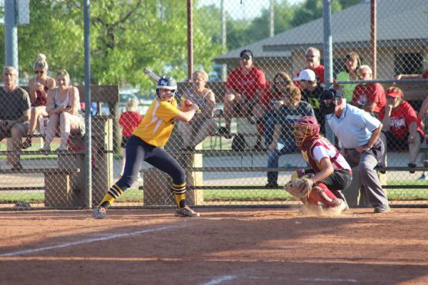 NorthWest up batting.
