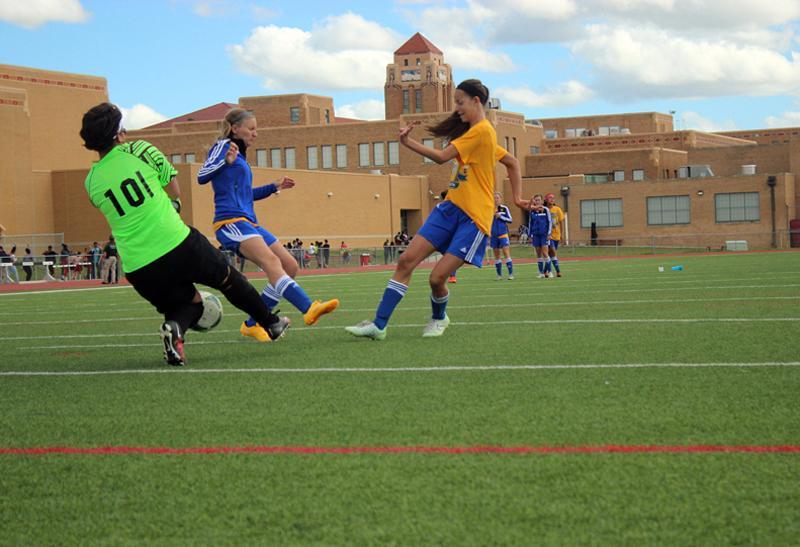 Varsity+soccer+at+North