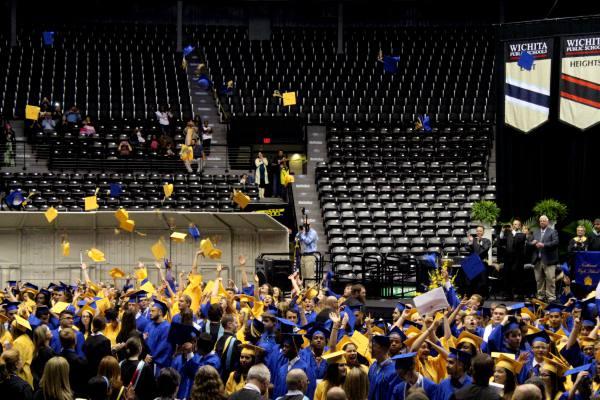 Class of 2016 graduates May 16