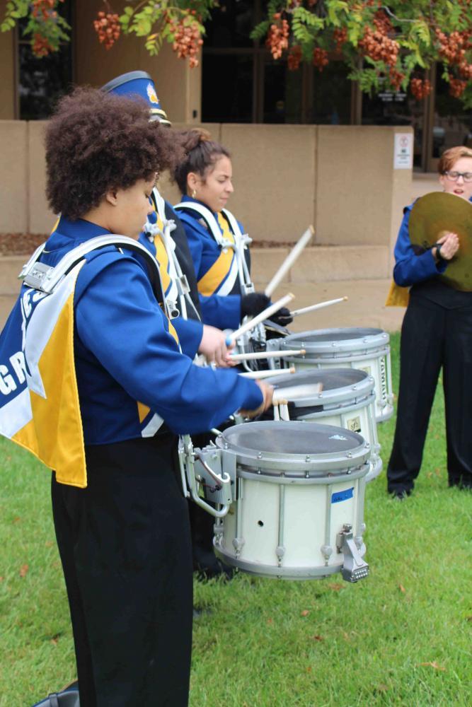 Drumline at Century II