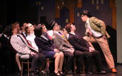 "Drama department hosts annual musical: ""Guys and Dolls"""