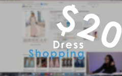 BUYING PROM DRESSES OFF OF EBAY (2 OF 3)